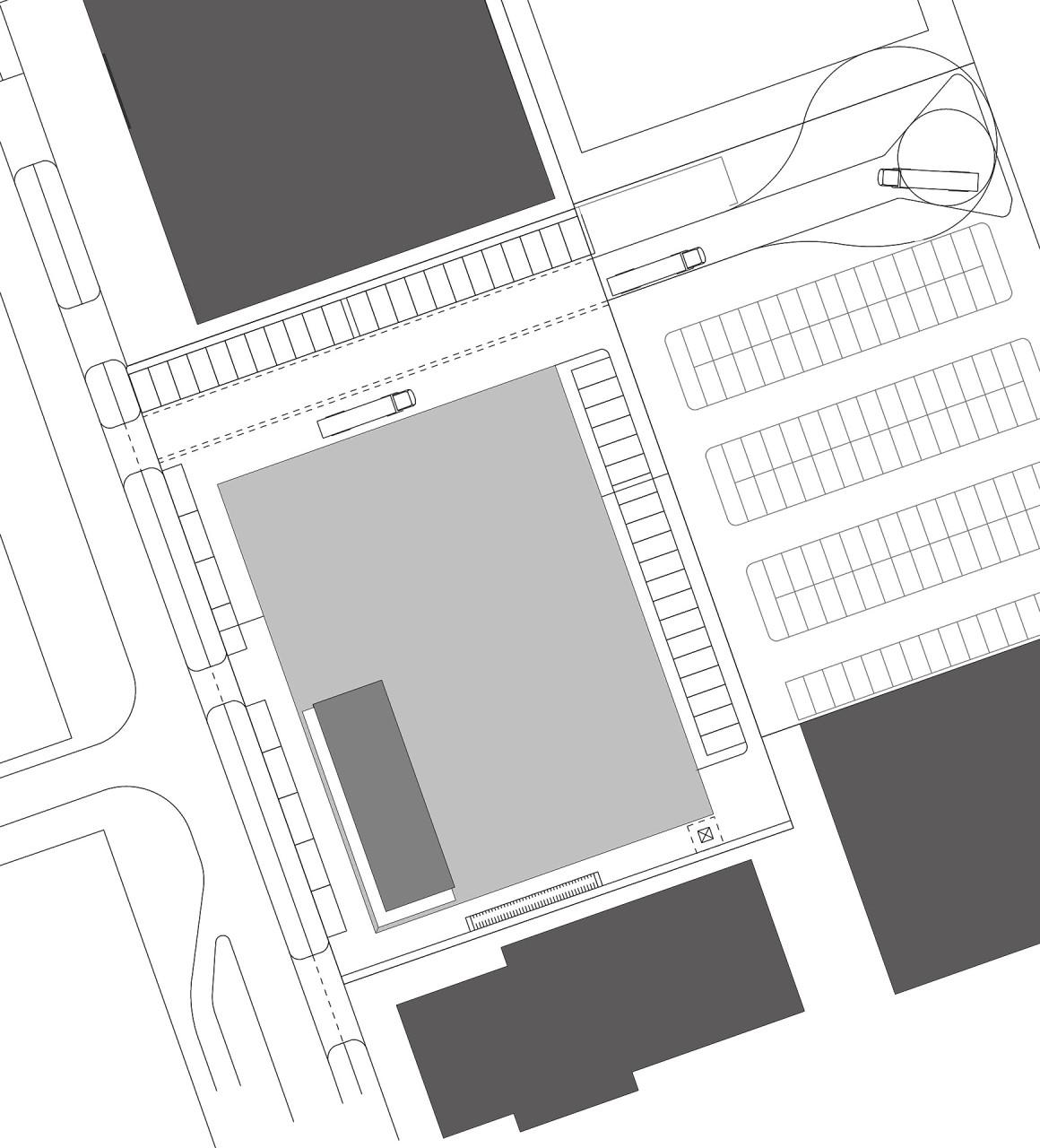 K:JSA PROJECTEN10821 Nieuwbouw fabriekshal met kantoor HWI3-D