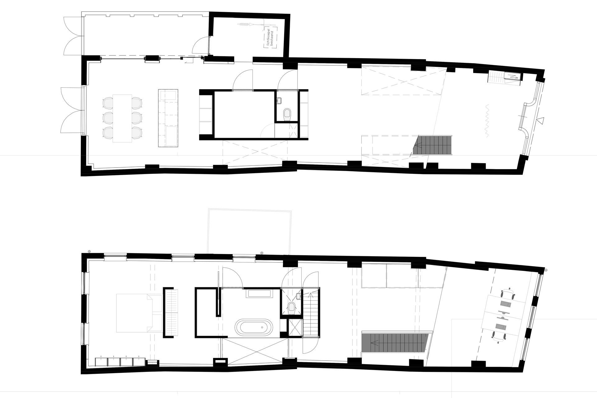 Loft EVA architecten 13 floorplans