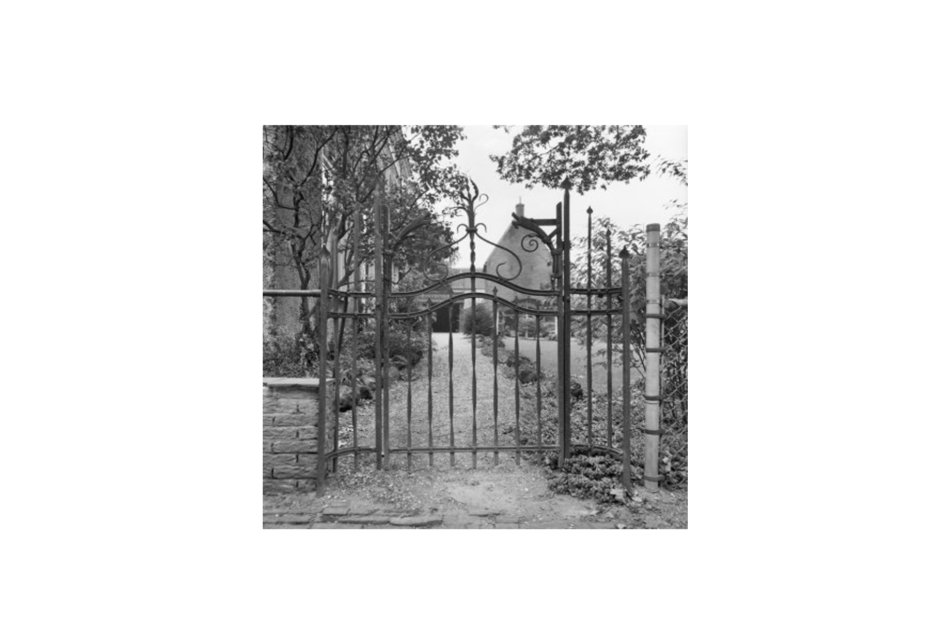 Kronenburgplantsoen hek